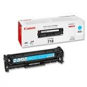 Canon Lbp 7200 2.900 Syf. (Crg 718c) Mavi Toner