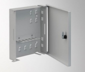 Mirsan 8 Port Scs,duvar Tipi Mini F O Kutu Beyaz