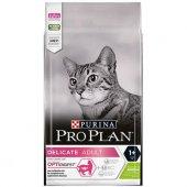 Proplan Delicate Kuzulu Yetişkin Kedi Maması 1,5 Kg