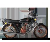 MOTORAN SCORPION-CG 125 ARKA MAFSAL KOMPLE (BEŞİK) NİKELAJ-2