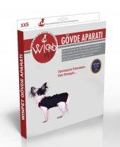 Win Pet Ameliyat Sonrası Köpek Elbisesi XXS 27*26 cm-2
