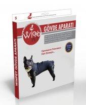 Win Pet Ameliyat Sonrası Köpek Elbisesi S 49*44 cm-2