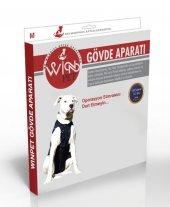 Win Pet Ameliyat Sonrası Köpek Elbisesi M 64*60 cm-2