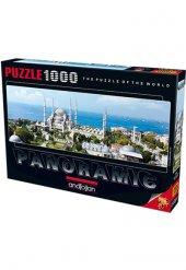 1000 Parça Puzzle Yapboz 33x96 3194 Sultan Ahmet C...