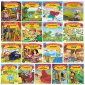 1. Ve 2. Sınıf Dünya Çocuk Klasikleri 15 Hikaye Masal Kitap Seti