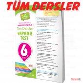 6.sınıf Tüm Dersler Soru Bankası + Yaprak Test...