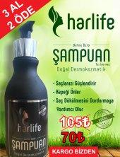 (Kampanya) Harlife Doğal Defne Şampuanı �3 � �a �l � �2 � �ö �d �e � � (Her 1 Adet Siparişinize 3 Tane Şampuan Gönderilecektir)