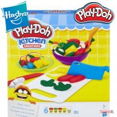 Hasbro Play Doh Şefin Mutfağı Oyun Hamuru 17li Set B9012