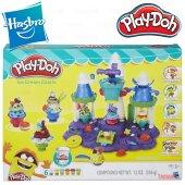 Hasbro Play Doh Dondurma Şatosu Oyun Hamuru 25li Set B5523
