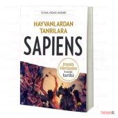 SAPIENS + HOMO DEUS + 21.YY 21 DERS / YUVAL NOAH HARARİ / 3 KİTAP-3