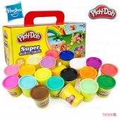 Play Doh Hasbro 20 Renk Oyun Hamuru Seti 1,68kg A7924