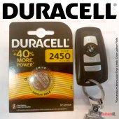 Duracell Bmw 116 320 420 520 Seri Kumanda Pili...