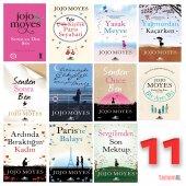Jojo Moyes 11 Kitap Tam Takım Aşk Roman Seti Bestseller