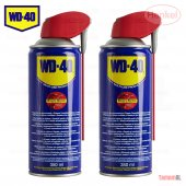 Wd 40 (2 Adet) 350 Ml Genel Amaçlı Yağlama...