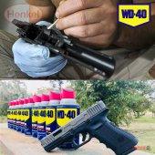Wd 40 Silah Tabanca Tüfek Yağlayıcı Çok Amaçlı...