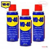 Wd 40 (3 Adet) 200 Ml Genel Amaçlı Yağlama Sprey V...