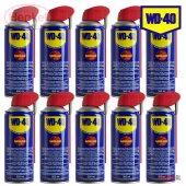 Wd 40 (10 Adet) Çok Amaçlı Pas Sökücü Yağlayıcı...