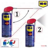 Wd 40 (2 ADET) Çok Amaçlı Pas Sökücü Yağlayıcı 350 ml + 200ml-5