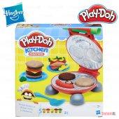 Play Doh Hasbro Hamburger Barbekü Sandeviç Yapma S...