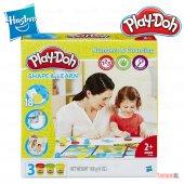 Play Doh Hasbro Şekilver Rakamları Ve Sayıları Öğreniyorum B3406