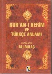 Ali Bulaç Kuranı Kerim Ve Türkçe Anlamı Açıklamalı Meali Ciltli