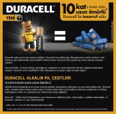 DURACELL ALKALİNLİ PİL LR06 / MN1500 KALEM PİL AA (12 adet)-2