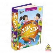 Masal Topu Zıp Zıp Ciltli Öykü Kitabı Karakter Eğitimi