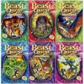 Canavar Peşinde Serisi Macera Hikaye 6 Kitap...