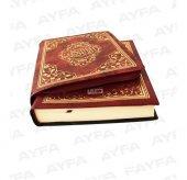 AYFA 063KB MÜHÜRLÜ ÇANTA BOY KURAN KABE DESENLİ-5