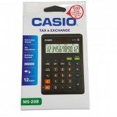 Casio Ms 20b Küçük Hesap Makinesi Tax Kdv...