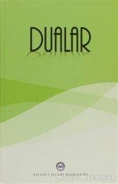 DUALAR / DİYANET İŞLERİ BAŞKANLIĞI CİLTLİ SERT KAPAK KİTAP 485SAY