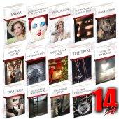 Ingilizce Roman Kitap Seti 14 Kitap Takım Tam...