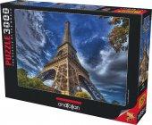 3000 Parça Puzzle Yapboz 85x120 4907 Eyfel Kulesi...