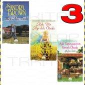 Sandra Brown Aşk Romantik Besteseller Roman 3...