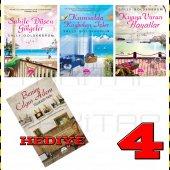 Sally Goldenbaum Roman Seti 4 Kitap Romantik Komedi Aşk Romanları