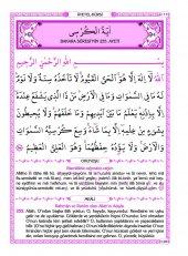 AYFA 168 RAHLE BOY MÜNACÂÂT CÜZÜ YASİN VE DUALAR-3