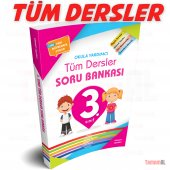 3.sınıf Tüm Dersler Soru Bankası Türkçe...