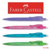 Faber Castell Tri Click 0,7 Versatil Uçlu Kalem Şeffaf Renklerde
