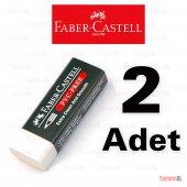 FABER CASTELL BÜYÜK BOY BEYAZ SİLGİ 7085/20 - 2 ADET