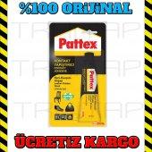 Henkel Pattex Orijinal Deri Kauçuk Ahşap Genel Süp...