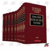 Hak Dini Kuran Dili Tefsir Elmalı Hamdi Yazır...