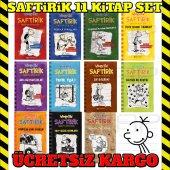 EPSİLON Yayınları - Saftirik Greg Serisi - 11 Kitaplık Set