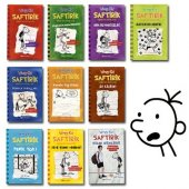 Saftirik Greg Serisi 10 Kitaplık Set Epsilon Jeff Kınney