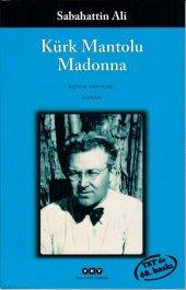 Kürk Mantolu Madonna Sabahattin Ali Yapı Kredi Yayınları
