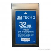 Saab Tech2 32 Mb Hafıza Kartı, Gm Tech2 32 Mb Memory Card