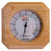 Sauna Ahşap Termometresi Fıntech Termometre Fintech