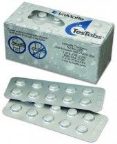 100 Adet 10 Folyo Dpd3 Toplam Klor Test Ölçüm Tableti Yedek Hapı