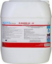 20 Kg Havuz Kış Bakım Kimyasalı Ürünü Selenoid...
