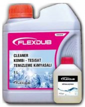 1lt Kombi Petek Tesisat Temizleme Kimyasalı Flex Dub Flexdub