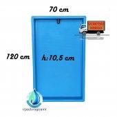 Ayak Dezenfekte Havuzu Polyester 120 Cm X 70 Cm X 10,5 Cm